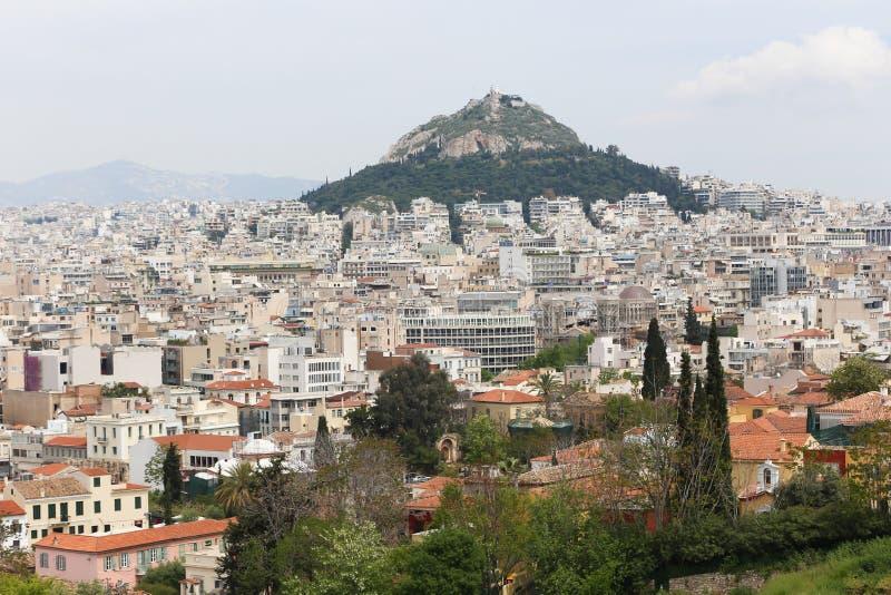 Download Athènes image stock. Image du bâti, arrière, beauté, fond - 56478297