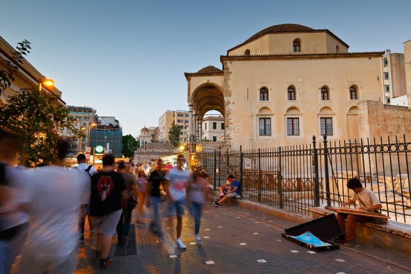 Download Athènes, Grèce photo éditorial. Image du capital, artiste - 76078846