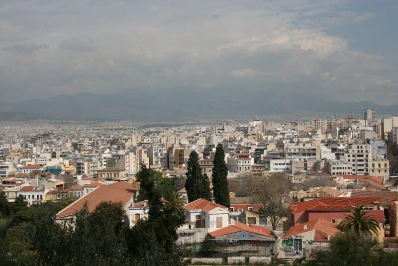 Athéna photo stock