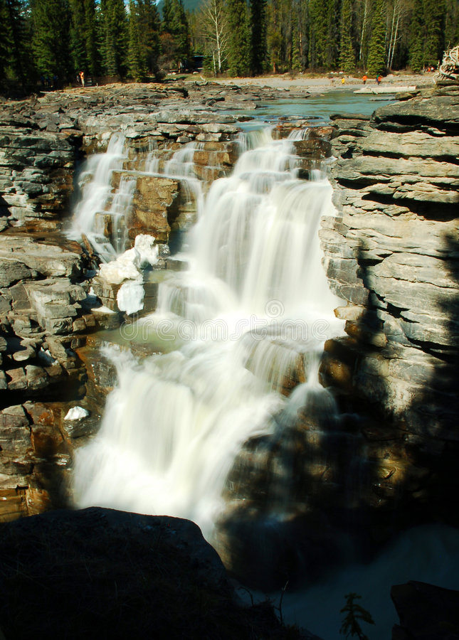 Download Athabasca Falls Stock Photos - Image: 5376593