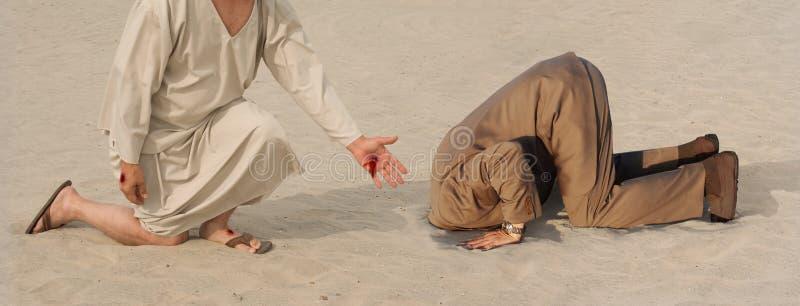 Download The Atheist stock photo. Image of sand, atheism, saviour - 11185404