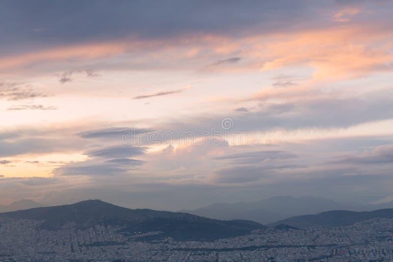 Athen lizenzfreie stockfotos