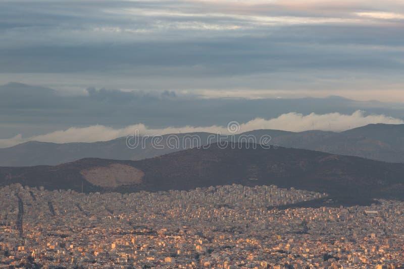 Athen lizenzfreies stockbild