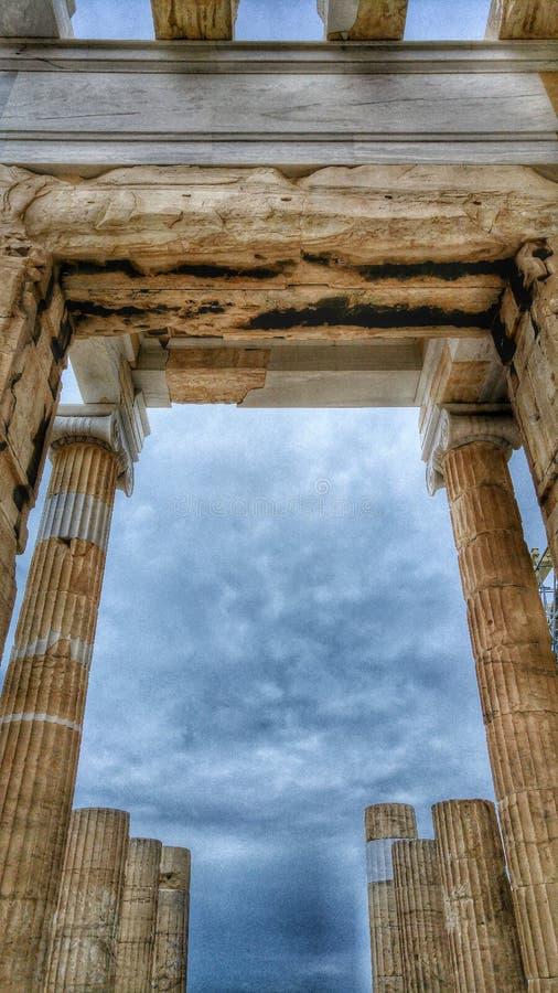 Athen, Griechenland stockfotografie