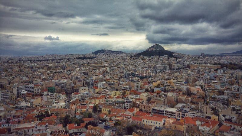 Athen - Griechenland lizenzfreies stockbild