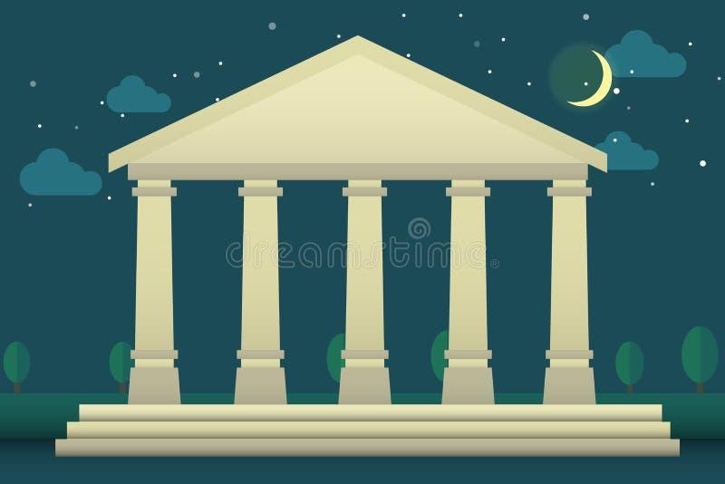 Athen parthenon royalty free stock photography