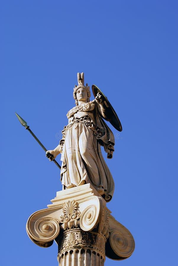 Athena royalty-vrije stock foto