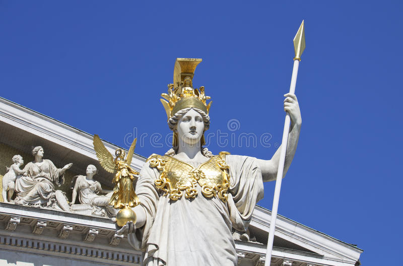 Athena imagens de stock royalty free