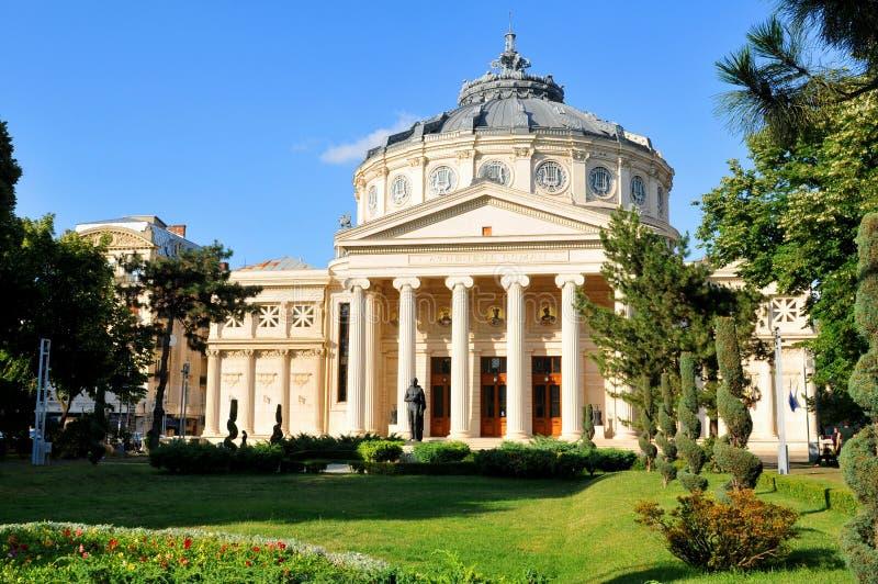 Athenaeum roumain photo libre de droits