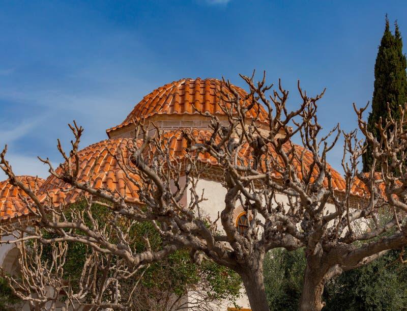 athene Мечеть Fethiye стоковые фото