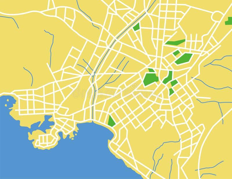 Athene vector illustratie