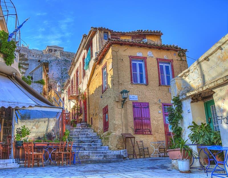 Athene, Griekenland royalty-vrije stock foto's
