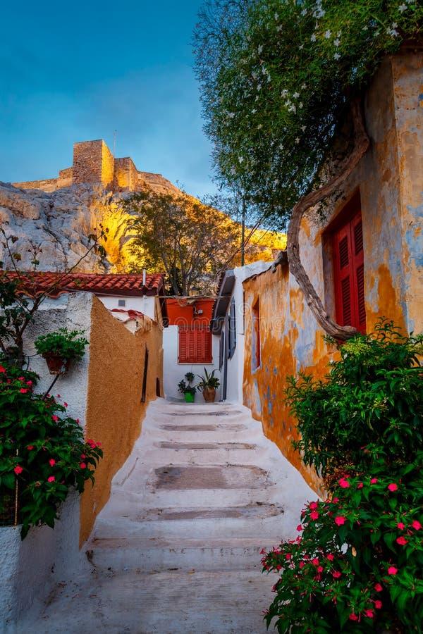 Athene, Griekenland royalty-vrije stock afbeeldingen