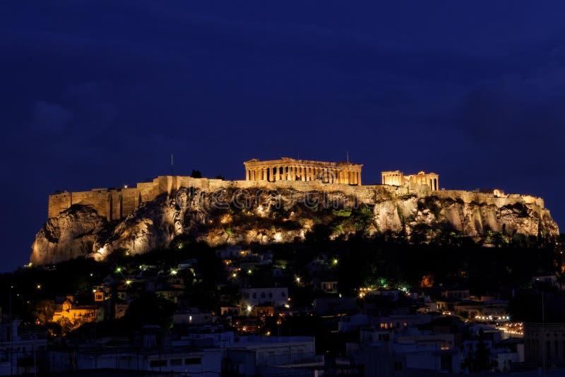 Athens Acropolis stock photo