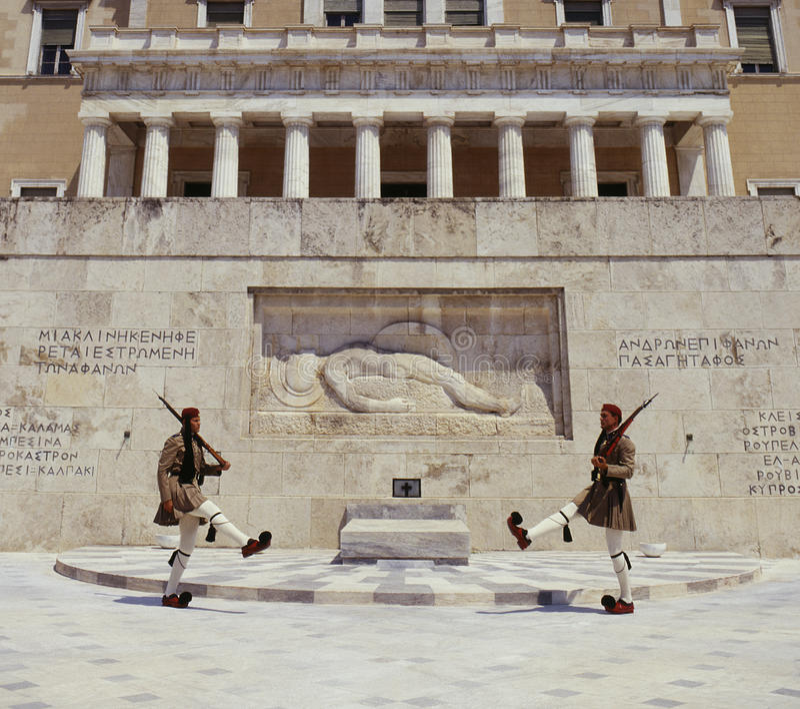 athens greece royaltyfri foto