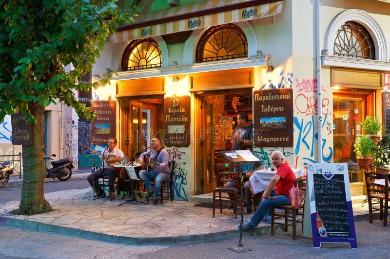 Athens, Greece. royalty free stock photos