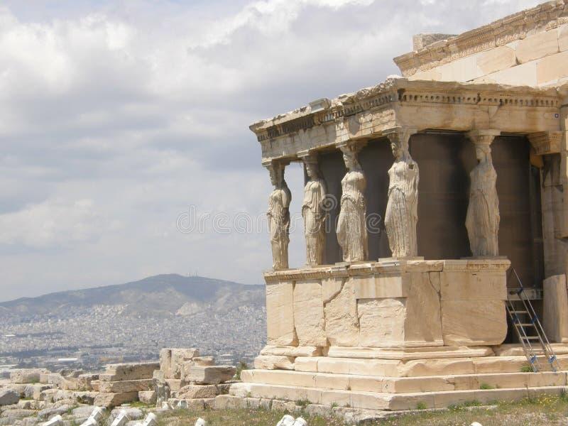 Greek Gods stock image