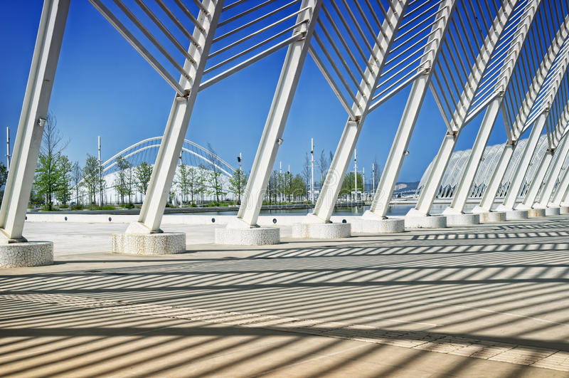 Download Athens Olympic Stadium editorial photography. Image of landmark - 19740612
