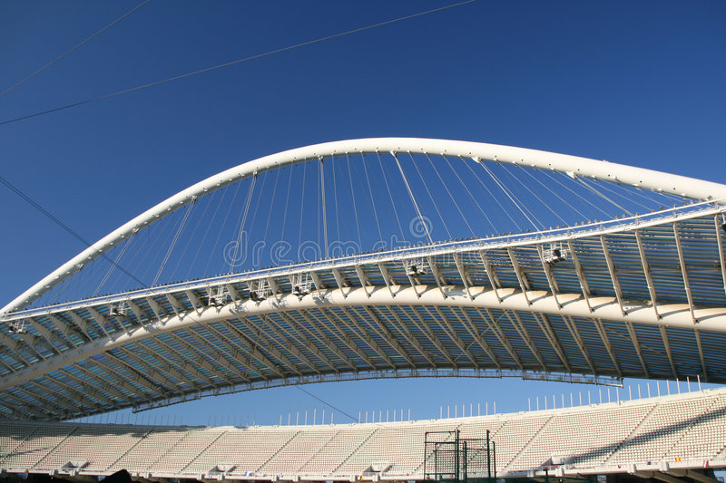 Download Athens Olypmic Stadium Editorial Stock Photo - Image: 6178313