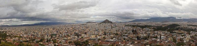 Download Athens Panarama From Acropolis Stock Image - Image: 24564807
