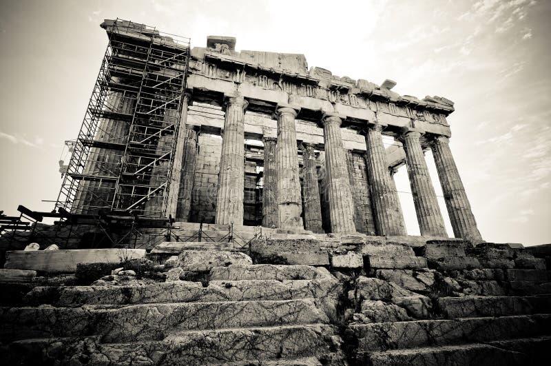 athens parthenon Greece zdjęcia stock