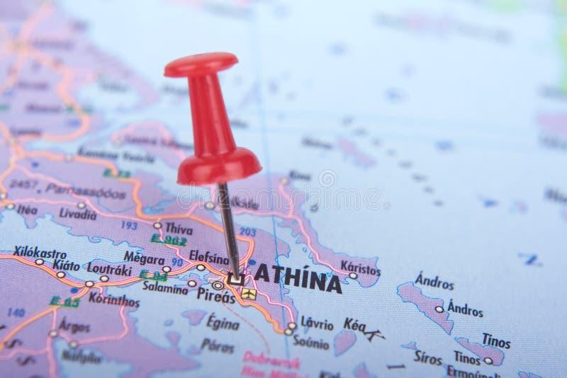 athina Ελλάδα στοκ φωτογραφία με δικαίωμα ελεύθερης χρήσης