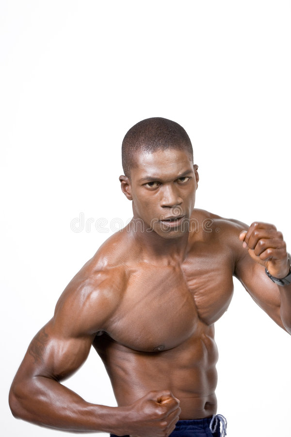 Download The Athlete stock photo. Image of strong, ethnic, beauty - 1723412