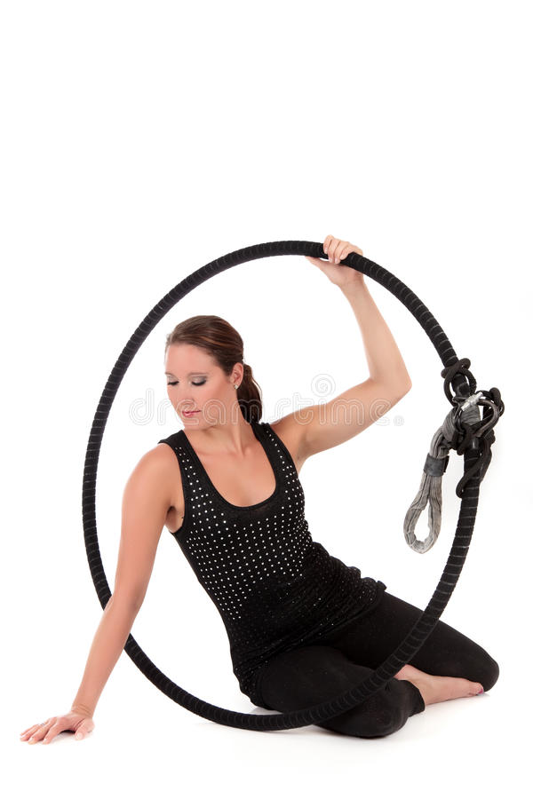 Athlete, female gymnastic