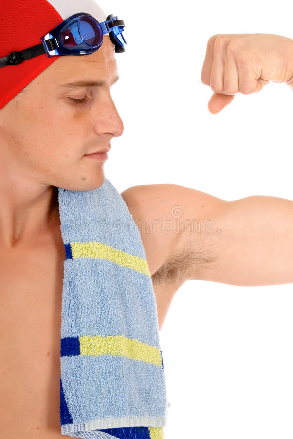 Download Athlete, swimmer stock image. Image of competitive, background - 11617901