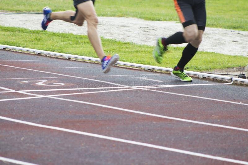 Athletes running, sports stock photography