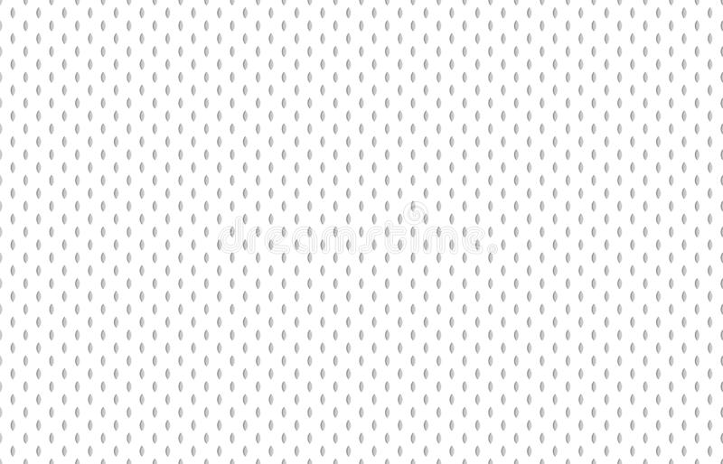 Athletic fabric texture. Football shirt cloth, textured sport fabrics or sports textile seamless vector pattern vector illustration