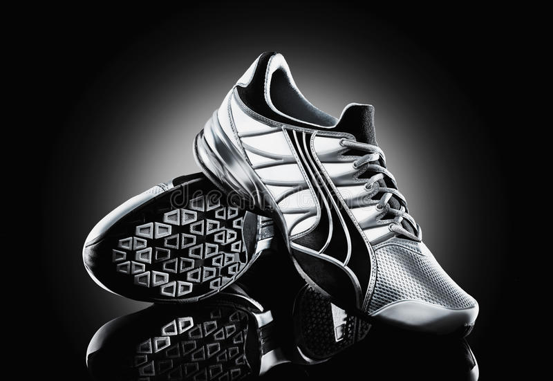 Download Athletic Shoes Stock Photo - Image: 39930071