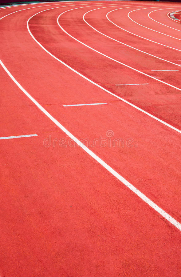 Download Athletic Track Stock Image - Image: 26471561