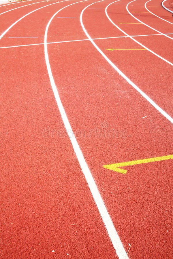 Download Athletic track stock photo. Image of competition, athletic - 34944188