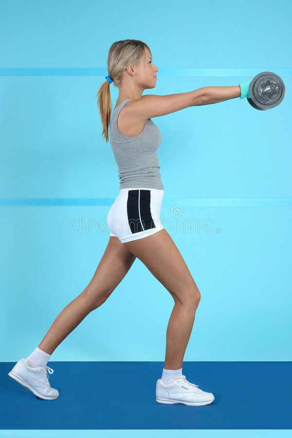 Download Athletic Training Royalty Free Stock Photo - Image: 1705695