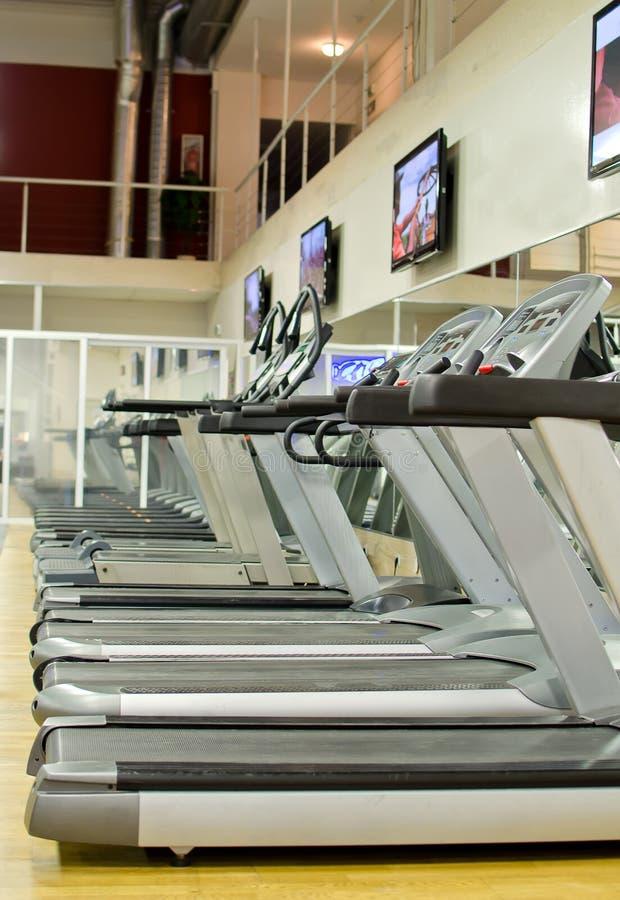 Download Athletic treadmills stock image. Image of nobody, lifestyles - 25857107