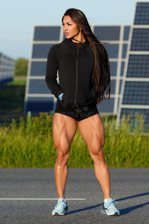 Female legs muscular Top 15