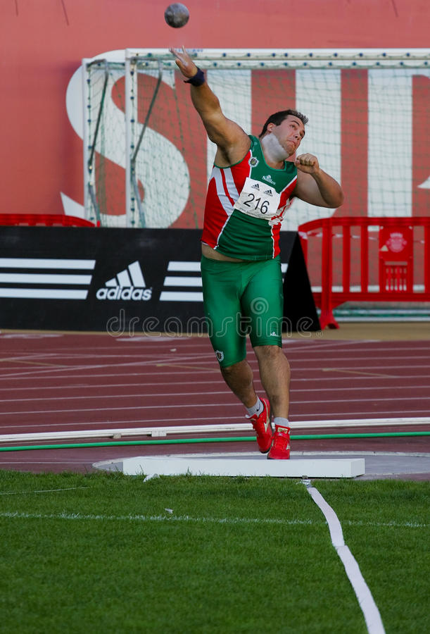 Download Athletics Championship, Andre Gonalves Editorial Image - Image: 15269555