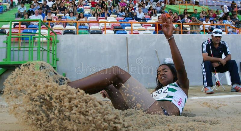Athletics Championship, Shaina Mags