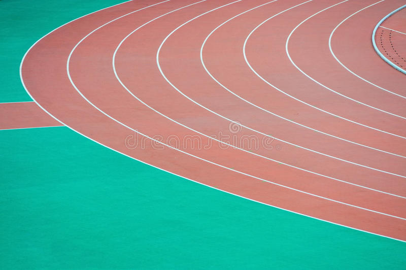 Download Athletics running track stock photo. Image of backgrounds - 17263098