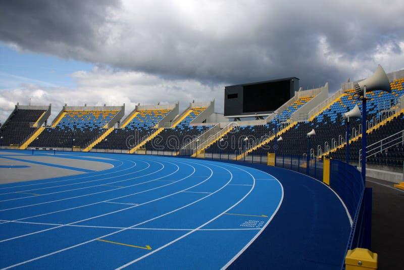 Athletisches Stadion stockbilder