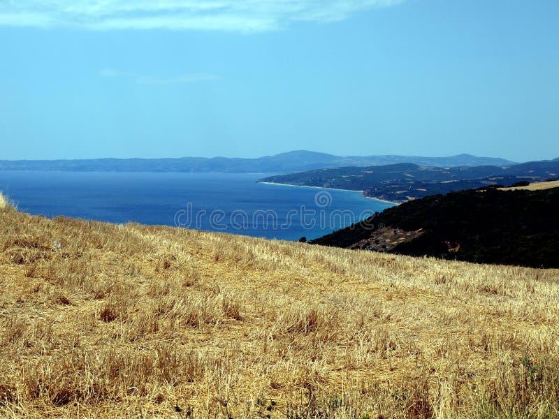 Athos, Grecia fotos de archivo libres de regalías