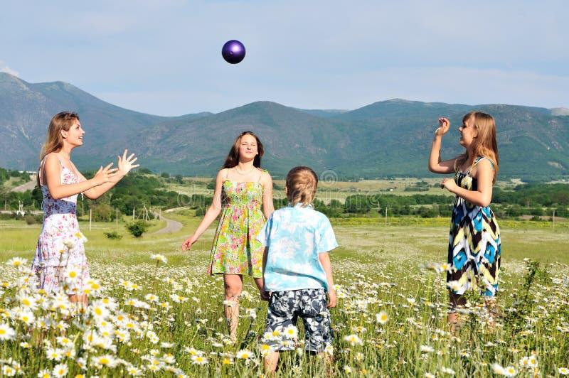 Atividade do verão imagens de stock