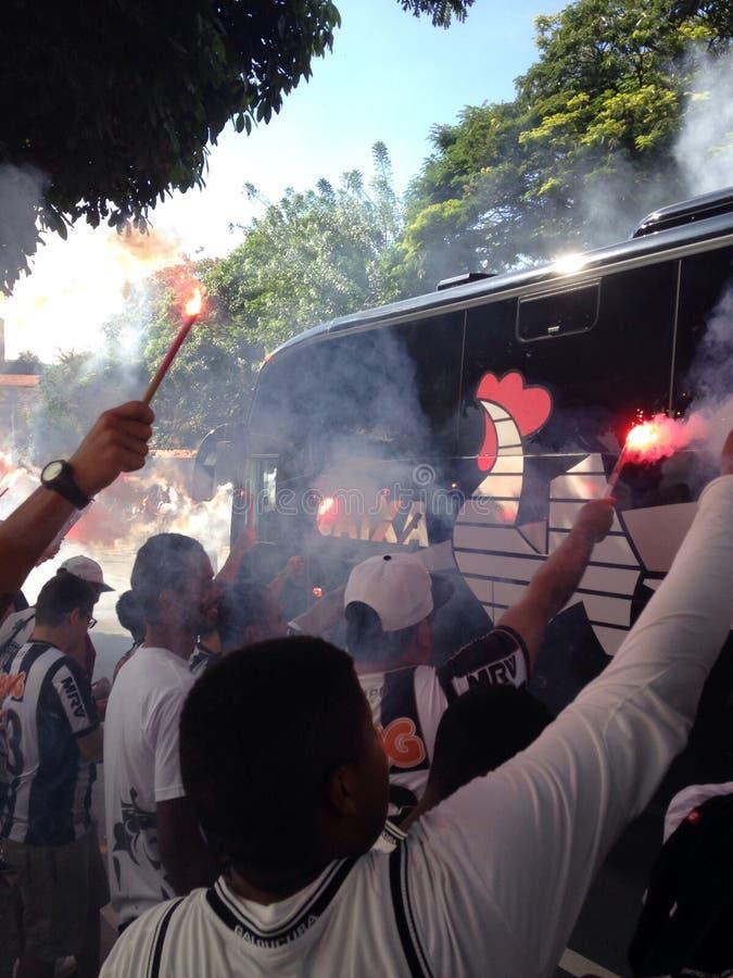 Atlético Mineiro obraz royalty free