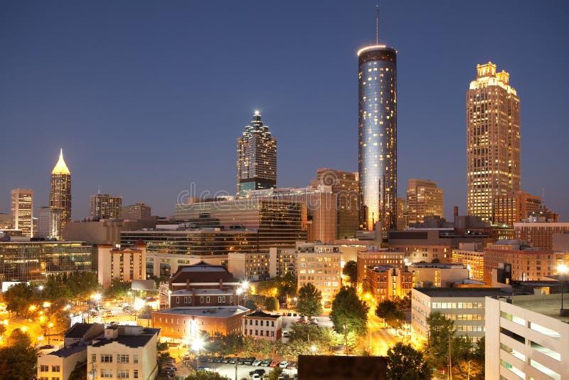 Atlanta royalty-vrije stock afbeeldingen
