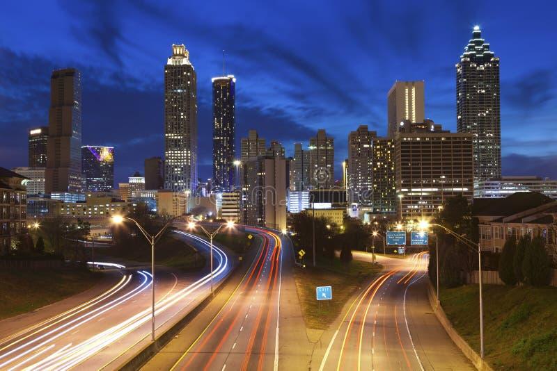 Atlanta fotografia stock