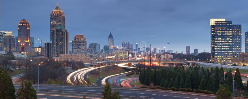 Atlanta. imagem de stock