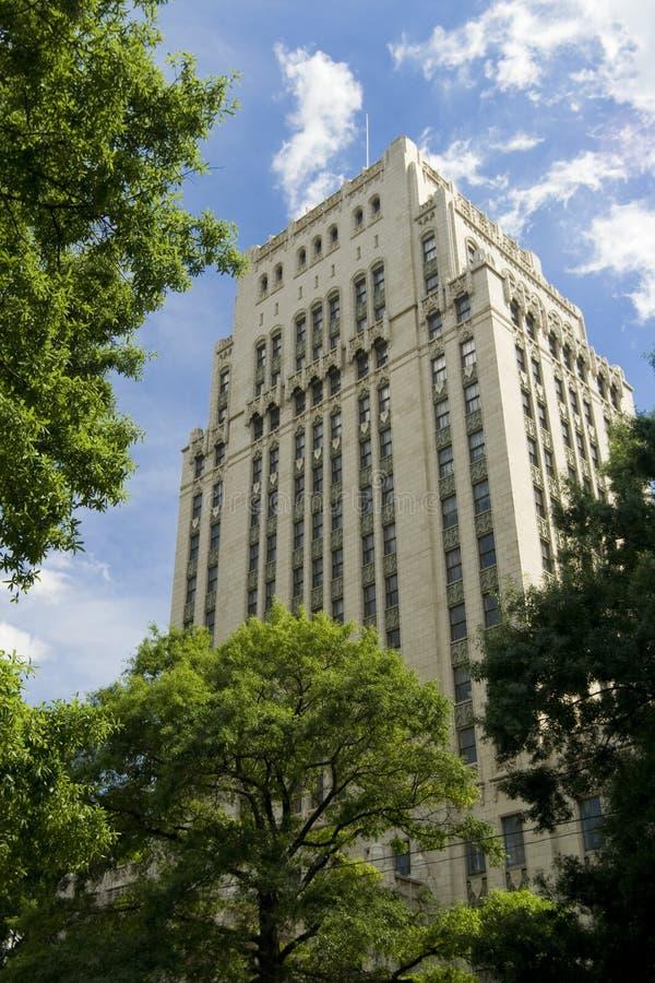Atlanta City Hall stock photography