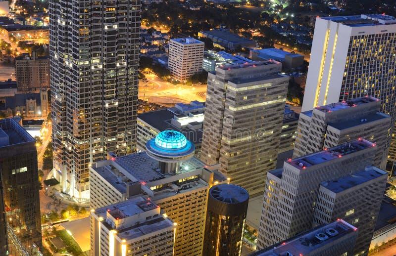 Download Atlanta Cityscape stock photo. Image of rises, cityscape - 21306780