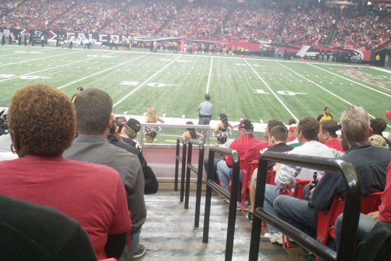 Atlanta Falcons foto de stock royalty free